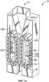 Цепь для насоса, используемого для экструзии дисперсного материала, опорная пластина для насоса и насос для транспортирования дисперсного материала
