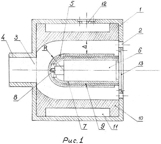 Способ формирования дисперсного аэрозоля и устройство для его реализации