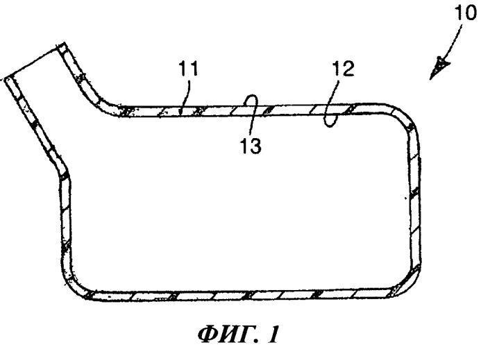 Топливный резервуар и способ его изготовления