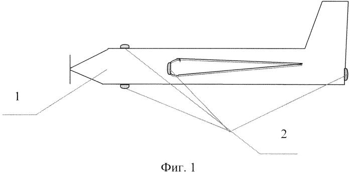 Устройство подавления малогабаритных беспилотных летательных аппаратов