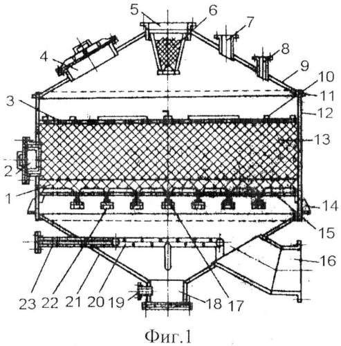 Вертикальный адсорбер кочетова