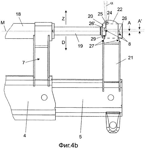 Кран, в частности грузоподъемный кран для транспортного средства