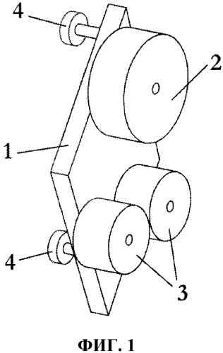 Устройство передачи для плоттеров