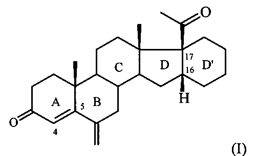 Способ получения 6-метилено-16α,17α-циклогексанопрегн-4-ен-3,20-диона