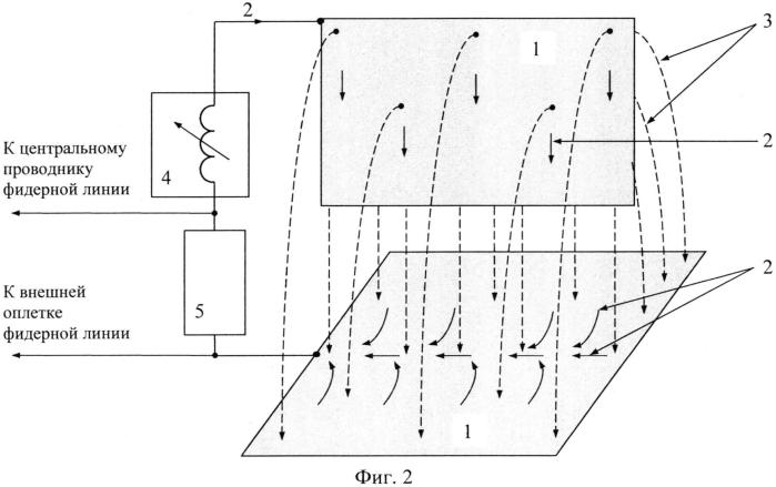 Емкостная антенна для дв и св диапазонов частот и способ ее перестройки