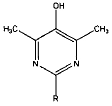 Производное 5-оксипиримидина, обладающее иммуномодулирующей активностью