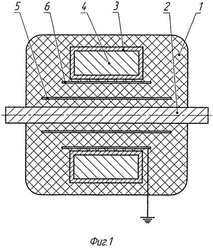 Литой трансформатор тока