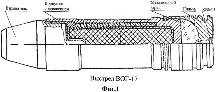 Способ стрельбы из автоматического гранатомета осколочными гранатами