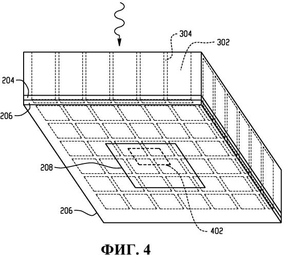 Компенсация параметров детекторного элемента построения изображения на основе дозы излучения