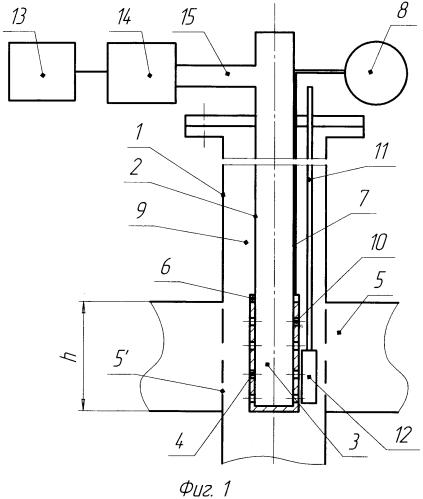Способ обработки пласта горюче-окислительным составом
