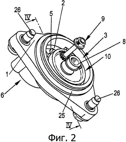 Датчик износа тормозов дискового тормоза