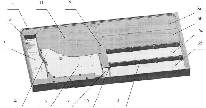 Приемо-передающий свч-модуль
