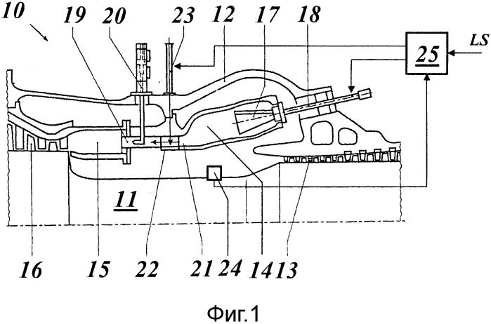 Способ работы газовой турбины с последовательным сгоранием и газовая турбина для осуществления указанного способа