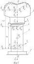 Лабораторная установка для определения нагрузки, действующей на буровое долото