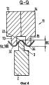 Инструмент для формования листа и способ изготовления волнистого листа
