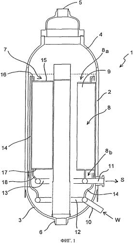 Химический реактор с пластинчатым теплообменником