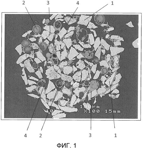 Агломерированное абразивное зерно, содержащее включенные полые микросферы