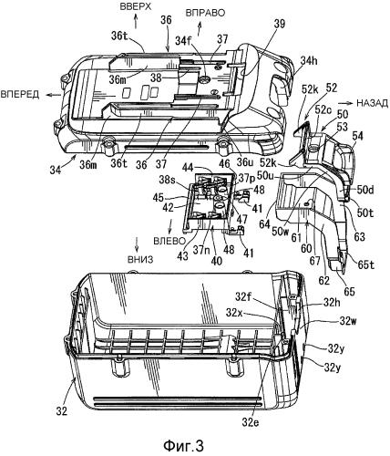 Аккумуляторные батареи инструмента