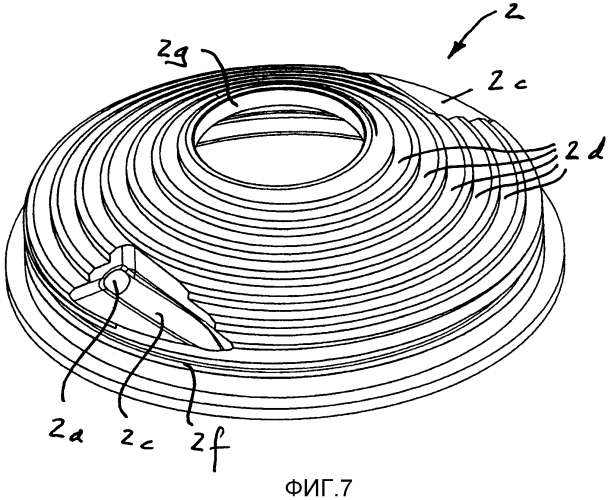 Самоочищающаяся закрывающая плита в насосе с радиальным потоком