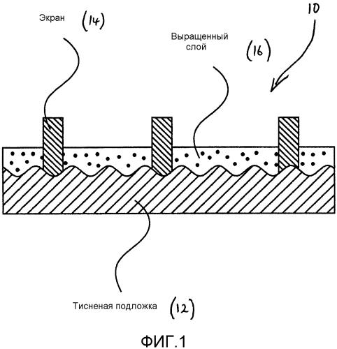 Структура микрорельефа