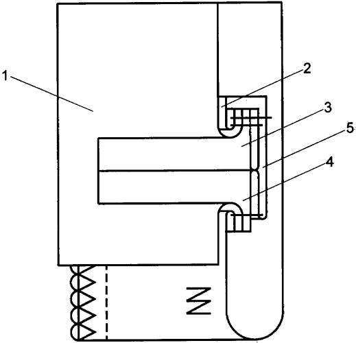 Способ обработки прорезного кармана в рамку