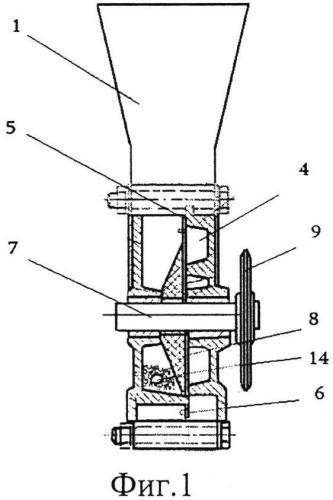 Пневматическое устройство для высева семян