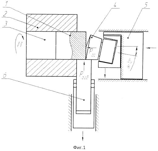 Способ комбинированной раскатки осесимметричных деталей