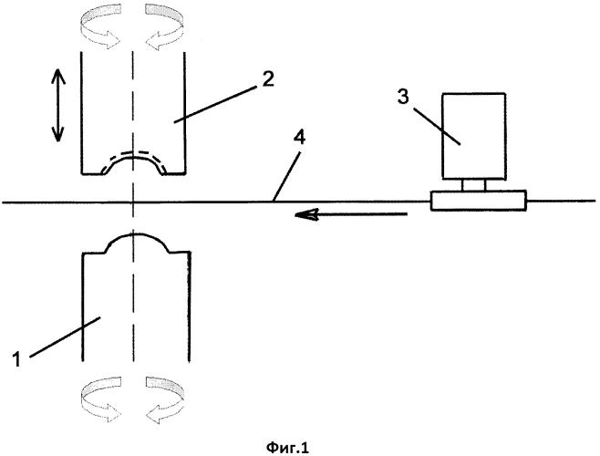 Способ изготовления сетки транспортерной глазировочной
