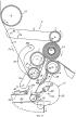 Машина для перемотки и способ производства рулонов из рулонного материала