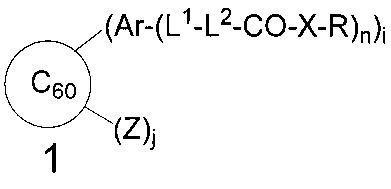 Арилированные поликарбоксильные производные фуллерена, способы их получения ковалентные конъюгаты, способ их получения