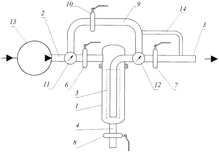 Устройство для фильтрации жидкостей