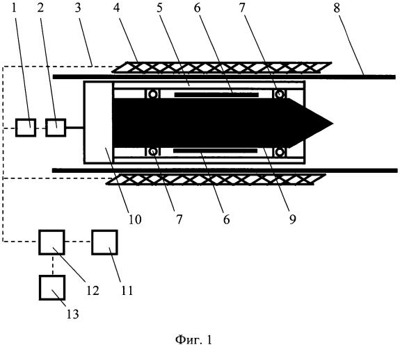 Устройство поражения высокозащищенных образцов бронетанкового вооружения