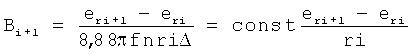 Индукционный датчик радиального распределения аксильно-симметричного магнитного поля