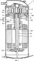 Спиральный компрессор (варианты)