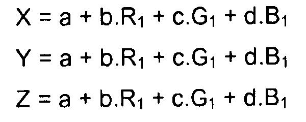 Способ и система для определения цвета из изображения
