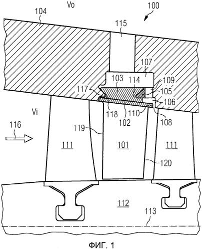 Система и способ для отбора рабочей текучей среды от внутреннего объема турбомашины и турбомашина, содержащая такую систему