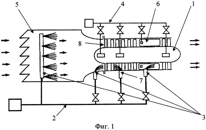 Способ повышения выходной мощности газотурбинного двигателя при эксплуатации