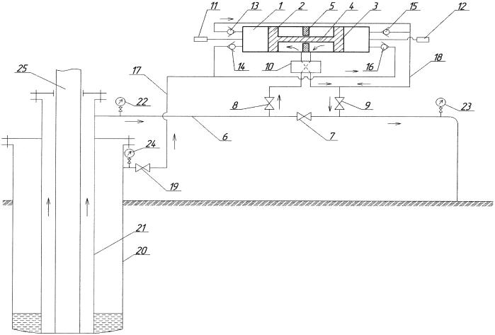 Устройство для отвода газа из затрубного пространства нефтяной скважины