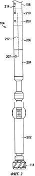 Система и способ автоматической калибровки нагрузки на датчик бурового долота и регулирования изгиба бурильной колонны