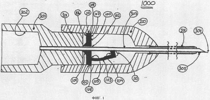 Полимерное защитное устройство для кончика иглы катетера