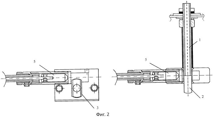 Запорный механизм капота транспортного средства и устройство для его крепления