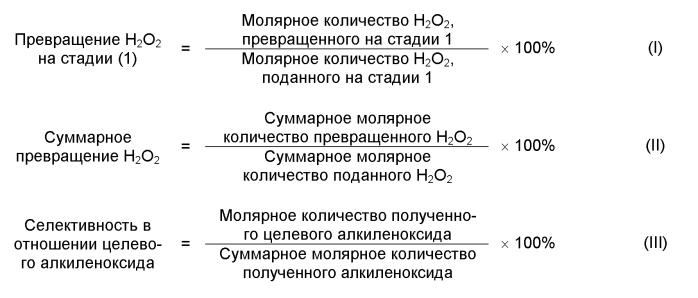 Способ получения алкиленоксида эпоксидированием олефина