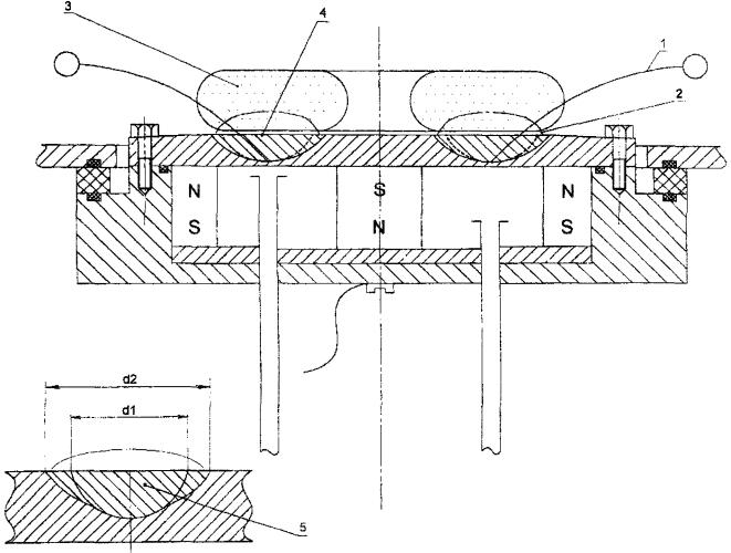 Способ изготовления распыляемой мишени магнетронного источника для нанесения покрытия