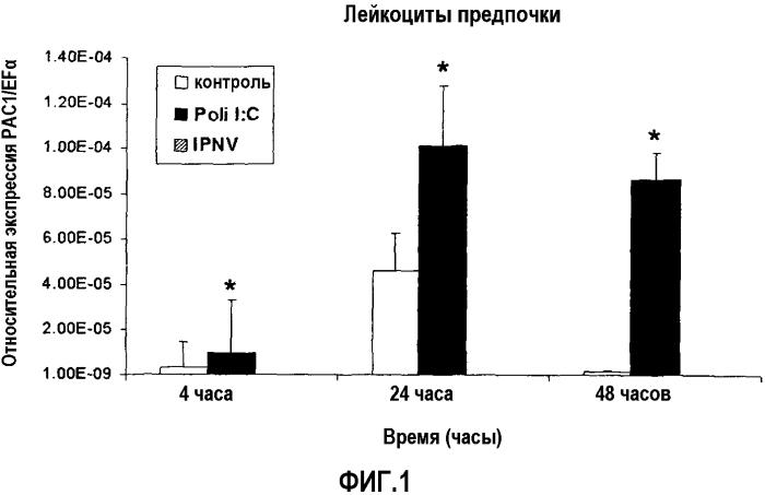 Применение расар для лечения вирусных инфекций у водных организмов