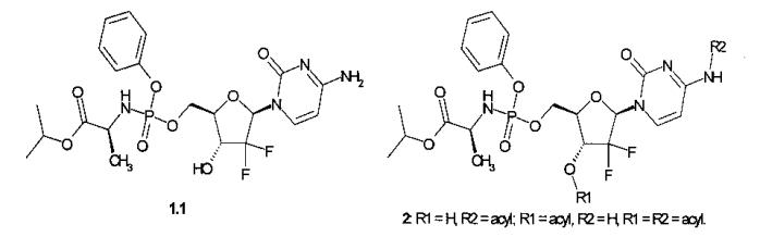 Нуклеозидные ингибиторы рнк-полимеразы hcv ns5b, способы их получения и применения