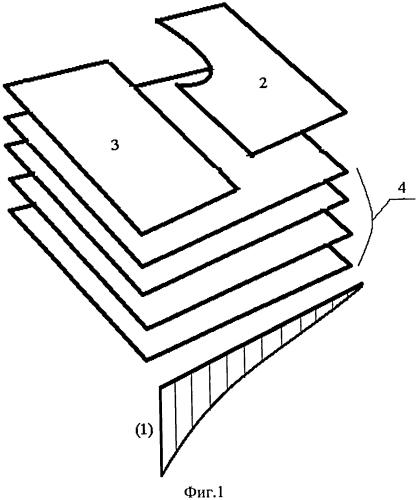 Способ получения полимерных пленок с пористой градиентной структурой