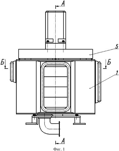 Револьверная головка для шлифования криволинейных поверхностей лепестковыми кругами
