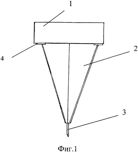 Способ раскалывания мерзлого рулона сенажа и приспособление для его осуществления