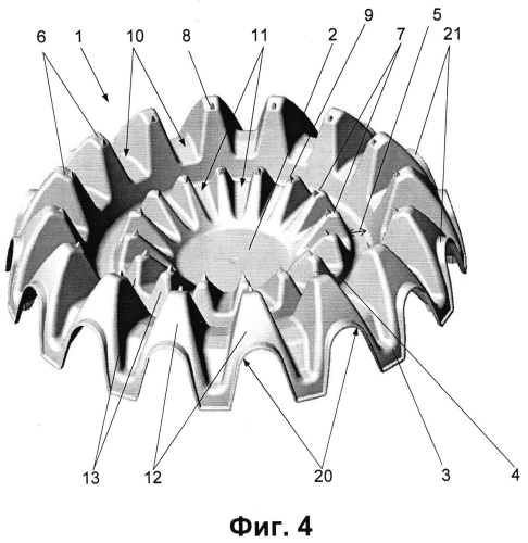 Подставка для устойчивого размещения арбуза или дыни