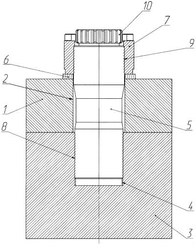 Способ создания гарантированной затяжки в дифференциально-резьбовом соединении деталей